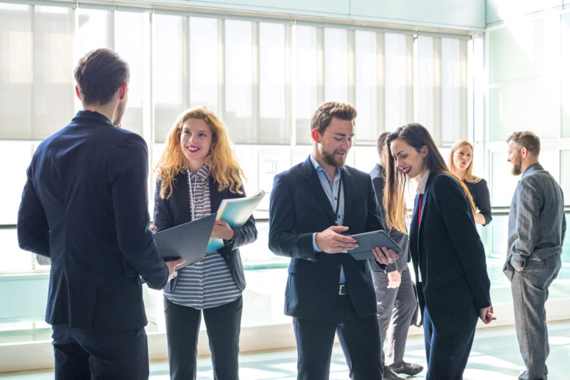 improve your networking with increased interpersonal skills