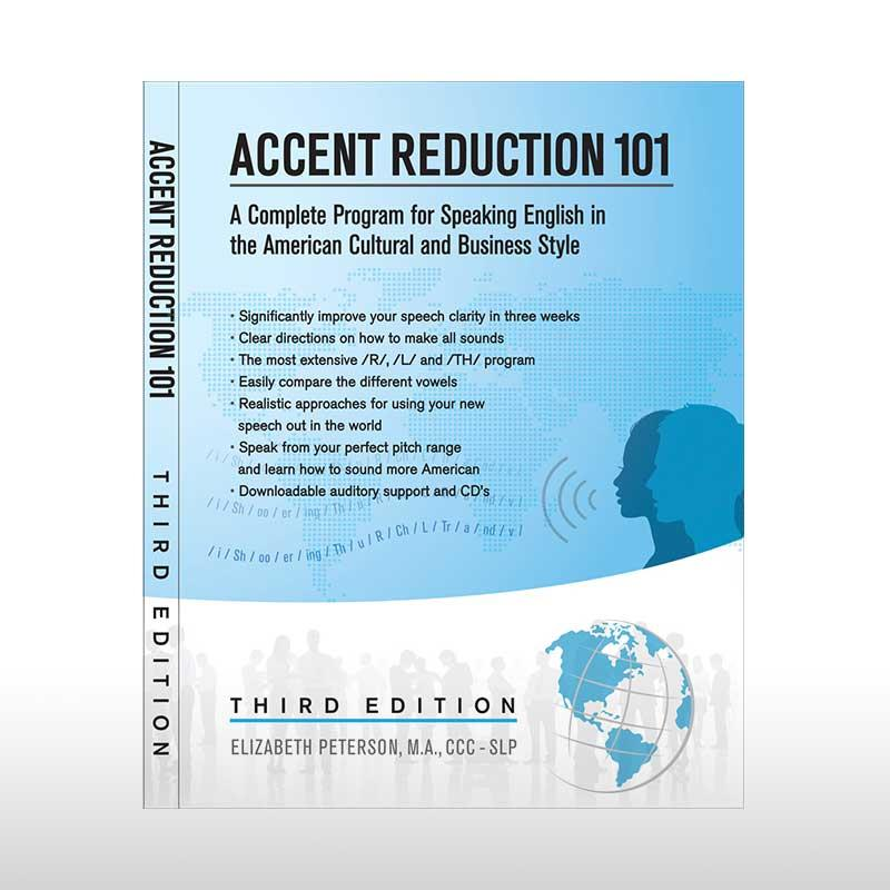 ACCENT REDUCTION 101 : STUDENT MATERIAL WITH AUDITORY SUPPORT